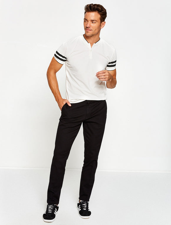 3110011 Slim Fit Trousers