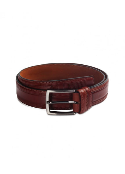 1Tobie Taba Leather Belt 43038-995
