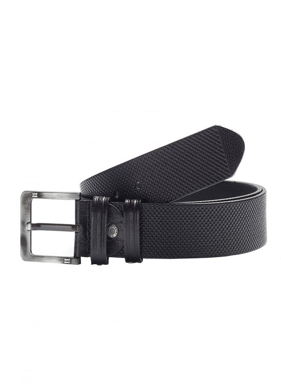 1Hypo Male Belt Black 43038-873