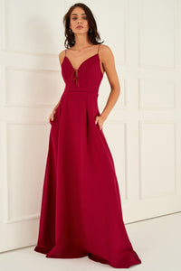 1310117 Cherry Gown