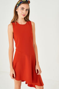 4510116 Asymmetric Dress
