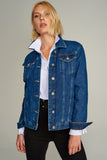 3510222 Blue Denim Jacket