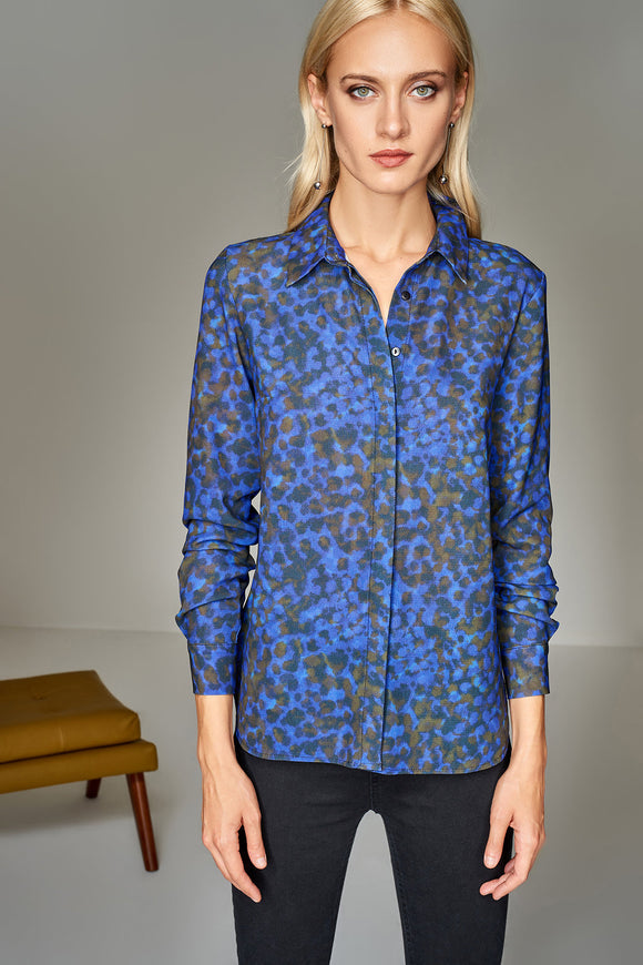 3010049 Multi Colour Patterned Shirt