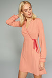 4510593 Rose Collar Dress