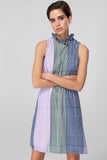 4510846 Multi Colour Check Dress