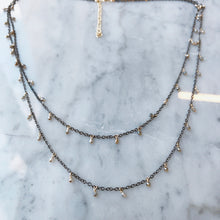 Double Sabrina Necklace