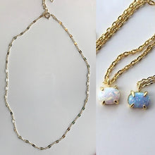 MFC and Opalite Necklace Set
