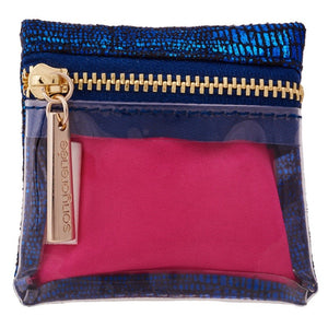 Mini Pouch Blue
