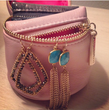 Cylinder Jewelry Pouch