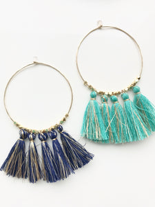 Finley Metallic Earrings