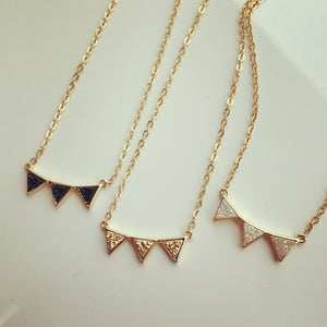 Victory Drusy Necklace