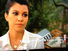 As worn in May 2012 for previews of Keeping Up With the Kardashians