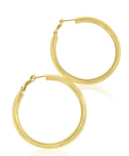 Latch Hoops