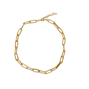 24 LINKS Chunky - Choker Necklace