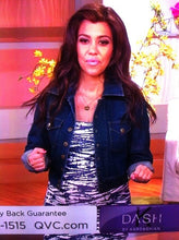 As worn by Kourtney on QVC March 2012