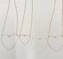 Shannon Heart Necklace