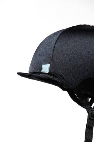 BLACK 01 HELMET COVER