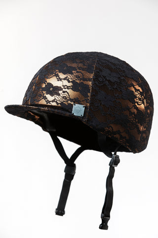 BRONZE HELMET COVER