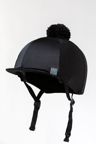 BLACK 04 HELMET COVER