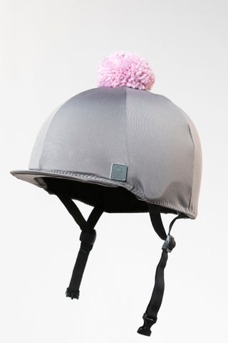 GREY HELMET COVER