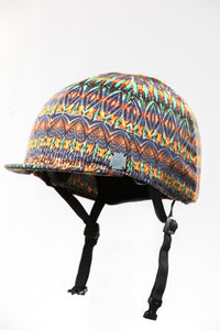 "HIPPIE HELMET COVER ""LIMITED EDITION"""