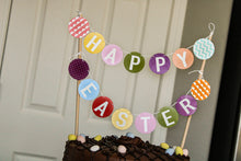 Easter HABD Mini Banner with Supports