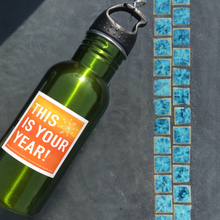 "Wholesale - ""This is Your Year!"" Stickers"