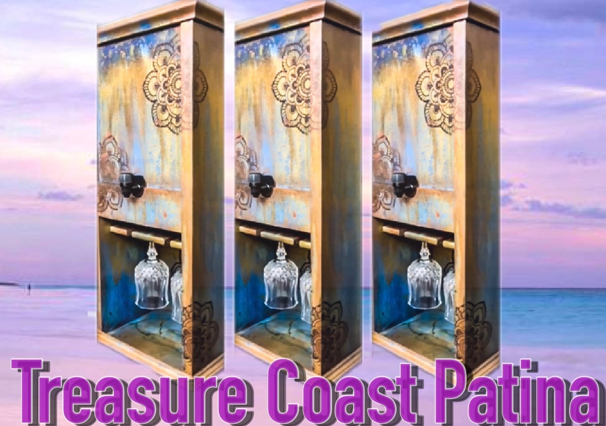 Treasure Coast Patina Tutorial
