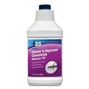 BLUE BEAR Cleaner & Degreaser Concentrate
