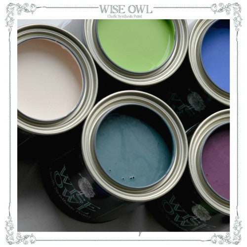 Wise Owl Chalk Synthesis Paint - Michelle Nicole's ARTiSTiC ViVATiONS