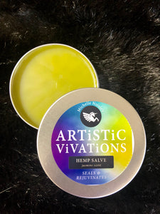 Sealing Salve - Michelle Nicole's ARTiSTiC ViVATiONS