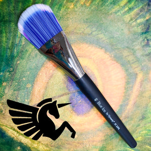 Blue Ice Jumbo 40 Brush - Michelle Nicole's ARTiSTiC ViVATiONS