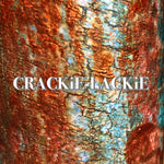 CRACKiE-LACKiE - Michelle Nicole's ARTiSTiC ViVATiONS