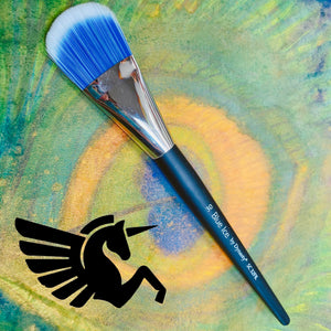 Blue Ice Jumbo 30 Brush - Michelle Nicole's ARTiSTiC ViVATiONS