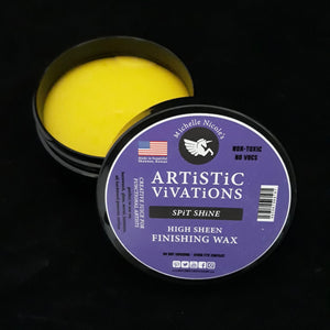 SPiT SHiNE - High Sheen Finishing Wax