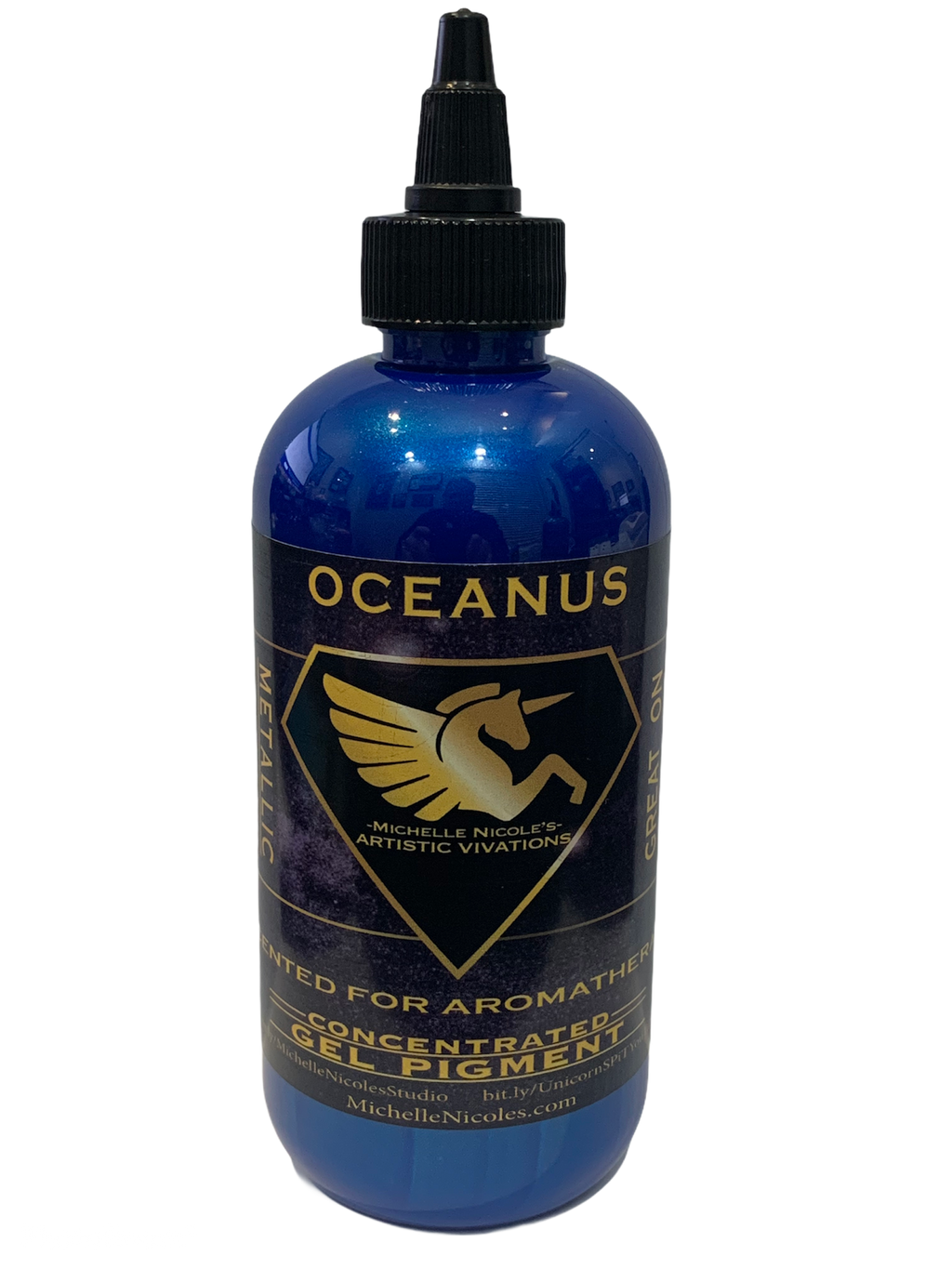 Oceanus (Deep Blue METALLiC)