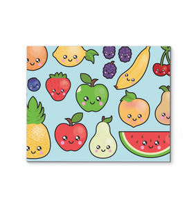 Health Fruit Poster