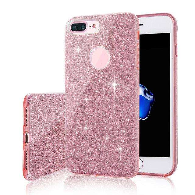 Coloured Crystal iPhone Cases