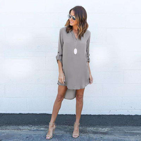 Loose Summer Dress