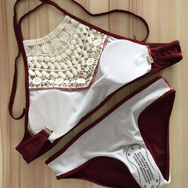 Miami Lace Bikini Set