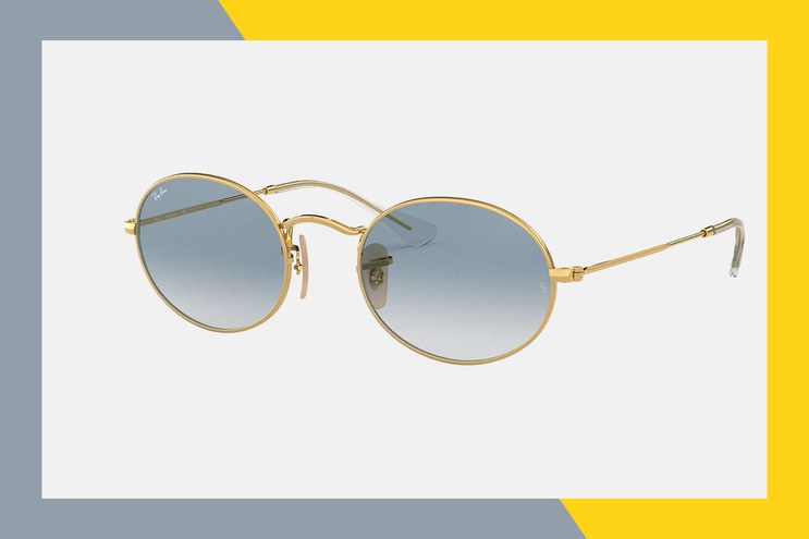 The Ray-Ban Sunglasses That Convinced Me to Try the Tiny Eyewear Trend