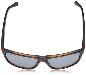 Polaroid Sunglasses Men's Pld2057s Polarized Rectangular Sunglasses, Matt Hvna, 57 mm