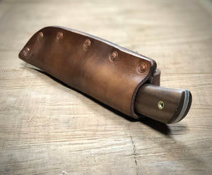 Vagabond sportsman Blade with walnut