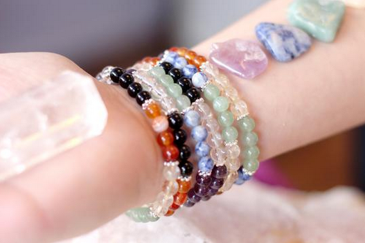 New Chakra Bracelets Exclusively at Happy Soul