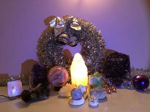 Workshop: How to Survive the Holidays Using Crystals