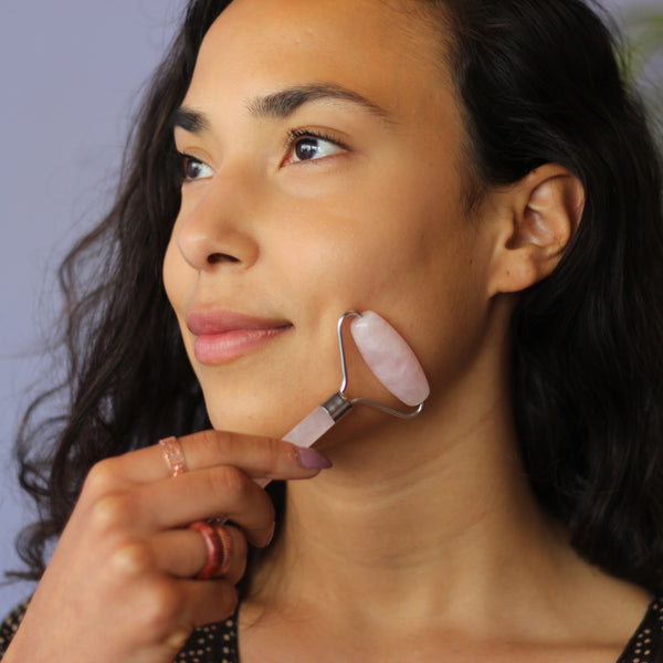 Crystal Facial Rollers: A Step By Step Guide – Happy Soul Online