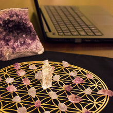 Cloth Metatron's Cube Crystal Grid - Happy Soul Online