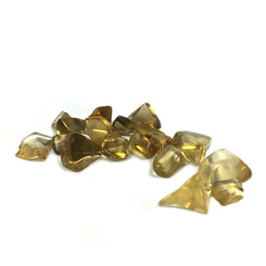 Natural Citrine Polished Chips - Happy Soul Online