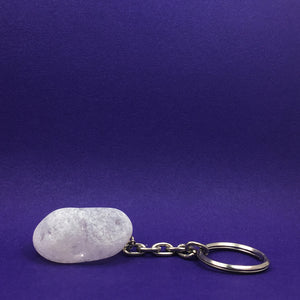Clear Quartz Window Keychain - Happy Soul Online