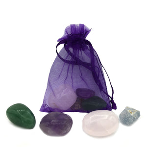 Gratitude Crystal Set Happy Soul Online
